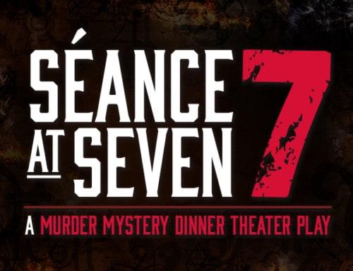 Murder Mystery Dinner 2017