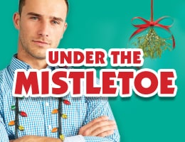 Under the Mistletoe concert