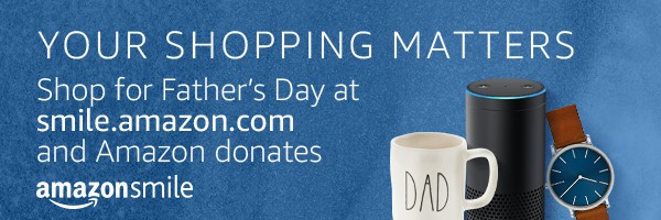 Shop Amazon Smile for Father's Day