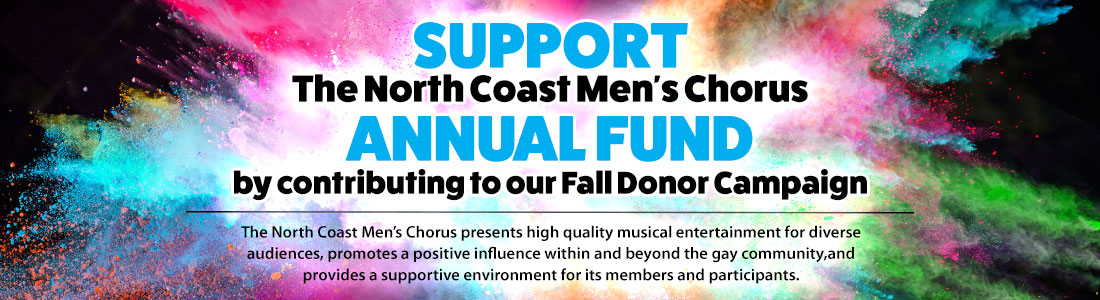 Support the NCMC Annual Fund through our Season 31 Fall Donor Campaign
