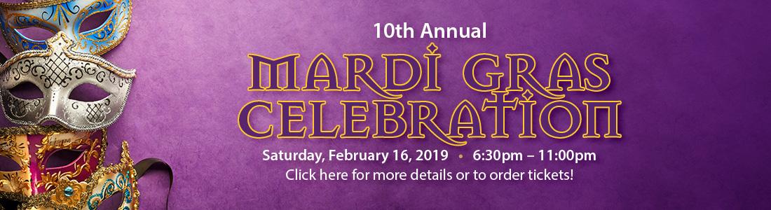 NCMC Mardi Gras 2019